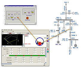 3D Cable Pulling Software