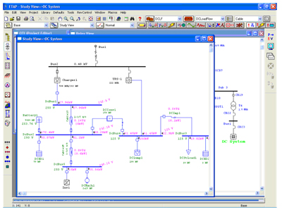 DC Load Flow Software